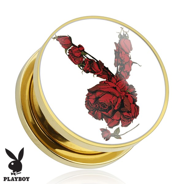 Playboy Hase Flesh Plug