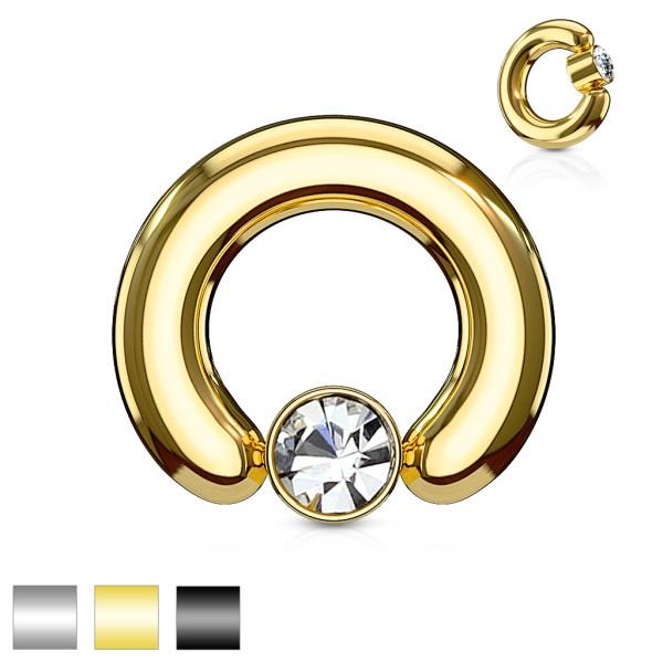 CBR Ring Rund Zirkonia