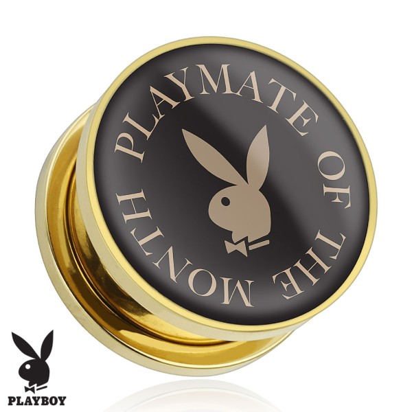 Playmate of the Month Plaboy Flesh Plug