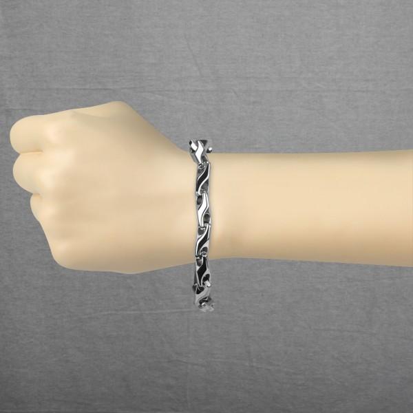 Pfeil Kette Wolfram Karbid Armband