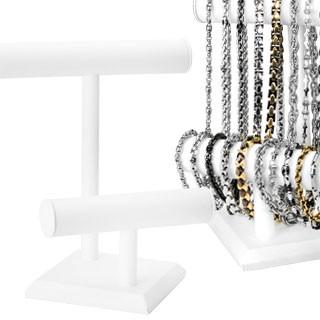 T-Ständer für Halsketten und Armbänder