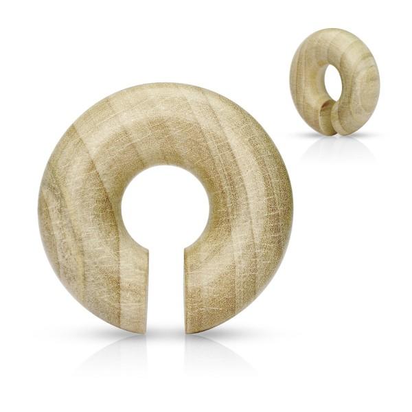 Organic Areng Holz Spirale