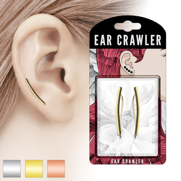Paar Ear Cralwer Bar