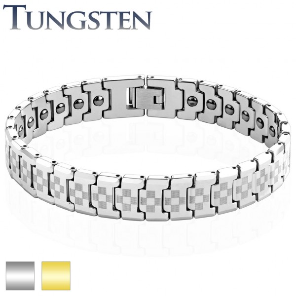 Wolfram Kette Armband