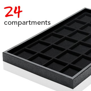 Display 24 Fächer
