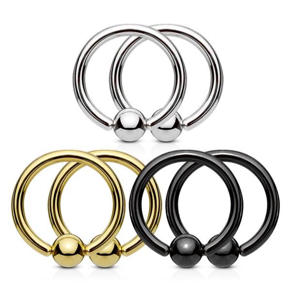CBR Hoop Ringe 3 Paare