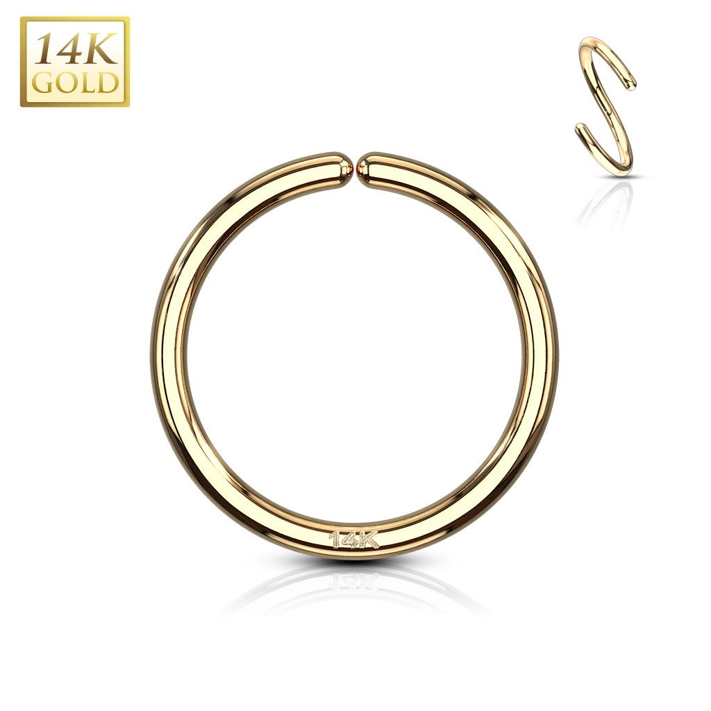 Bauchnabelpiercing Schmuck Stecker Zirkonia Kristall Herz Echt 585 Weißgold 14KT