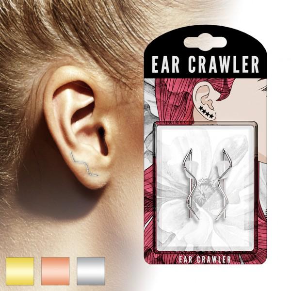 Paar Ear Cralwer Welle Kabel
